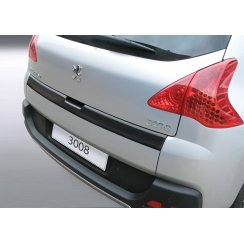 Peugeot 3008 rear guard bumper protector Mar 2009 to Sept 2016