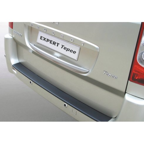Peugeot Expert Tepee rear guard bumper protector (up to 2016)