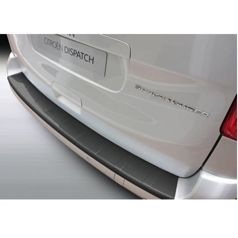 RGM Peugeot Expert / Traveller / Citroen Dispatch rear bumper protector / bumper guard
