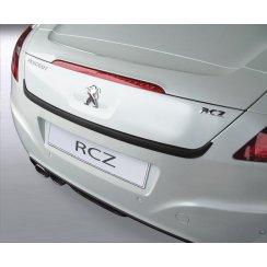 Peugeot RCZ rear guard bumper protector 02/2010 >
