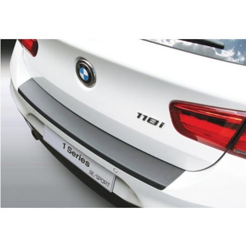 rear bumper protector for BMW 1 Series F21 from April 2015 onwards