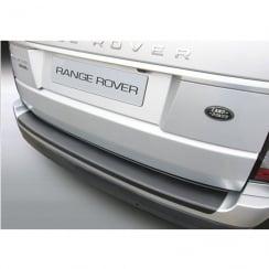 Rear bumper protector for Range Rover 2013>