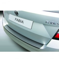 Rear bumper protector for Skoda Fabia Estate/Combi MK3 Feb 2015 onwards