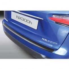 rear bumper protector for the Lexus NX300H from Nov 2014 onwards