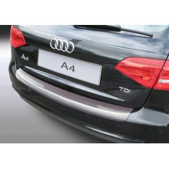 rear guard bumper protector Audi A4 Estate 2.2012 to 08.2015