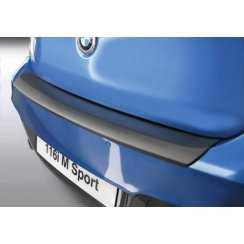 rear guard bumper protector BMW 1 Series F20 M Sport 2011 to 3.2015