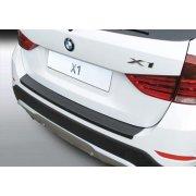 rear guard bumper protector BMW X1 E84 Sportline 2012 to 10/2015 Black