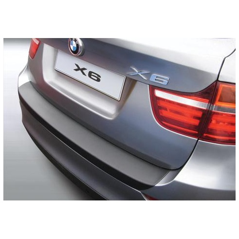 RGM rear guard bumper protector BMW X6 E71 4.2012 to 11.2014