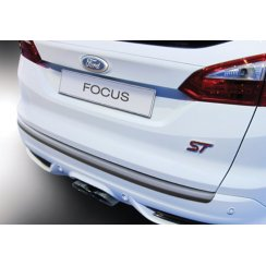 rear guard bumper protector Focus Estate/Combi 6.2011>