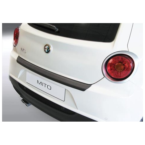 rear guard bumper protector for Alfa Mito 2008>