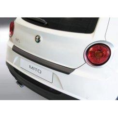rear guard bumper protector for Alfa Mito 2008>