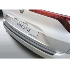 rear guard bumper protector for Renault Megane Grand Tourer 7.2016>