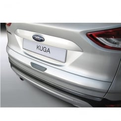 rear guard bumper protector Ford Kuga MK2 Mar 2013>