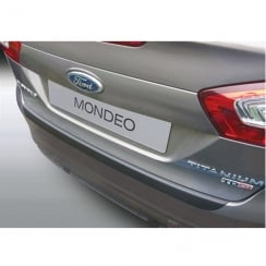 rear guard bumper protector Ford Mondeo 5DR 12.2010 to 1.2015
