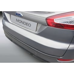 rear guard bumper protector Ford Mondeo Estate 12.2010 to 1.2015