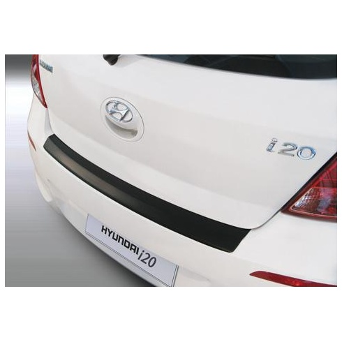 rear guard bumper protector Hyundai i20 3/5 door June 2012 to Nov 2014