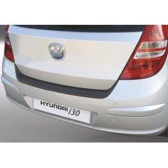 rear guard bumper protector Hyundai i30 5 door up to June 2010