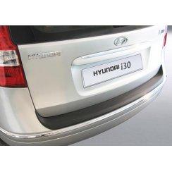 rear guard bumper protector Hyundai i30 Estate up to June 2010
