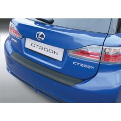 rear guard bumper protector Lexus CT200H from Mar 2011 to Feb 2014*