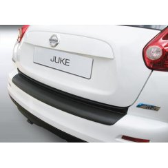 rear guard bumper protector Nissan Juke 10.2010 to 5.2014