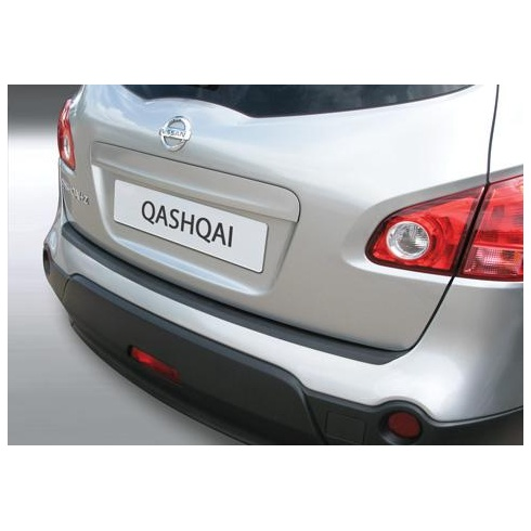 RGM rear guard bumper protector Nissan Qashqui Plus 2 up to Feb 2014