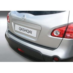rear guard bumper protector Nissan Qashqui Plus 2 up to Feb 2014