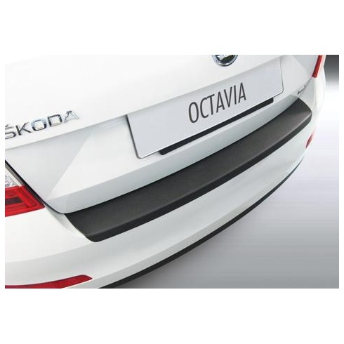 RGM rear guard bumper protector Skoda Octavia IV 5 door Feb 2013 to April 2017