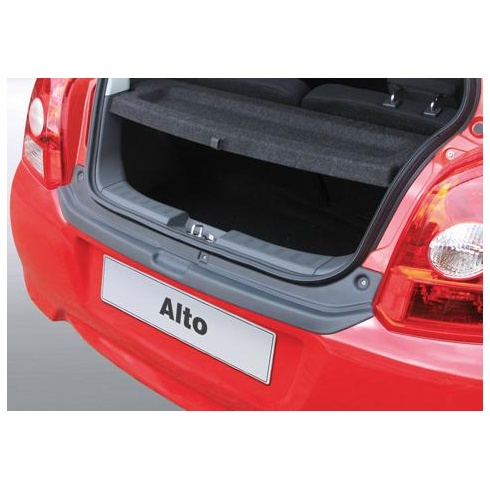 RGM rear guard bumper protector Suzuki Alto Apr 2009 to Apr 2015