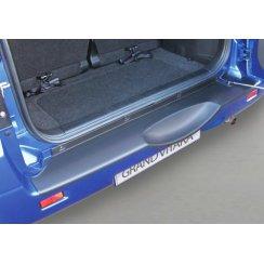 rear guard bumper protector Suzuki Grand Vitara 2005 to 2010 Black