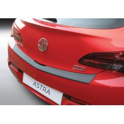 rear guard bumper protector Vauxhall Astra GTC 3 door 1.2012>