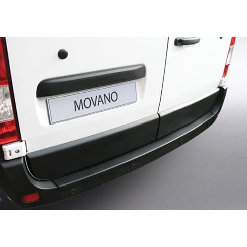 RGM rear guard bumper protector Vauxhall Movano; Renault Master