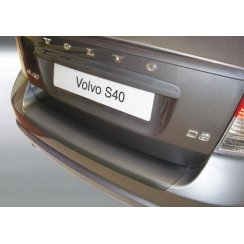 rear guard bumper protector Volvo S40 4 door June 2007 to May 2012