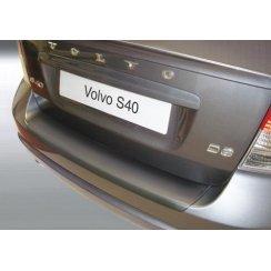rear guard bumper protector Volvo S40 4 door June 2007 to May 2012
