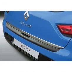 Renault Clio MK4 5 door rear bumper protector from November 2012>