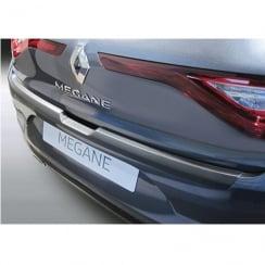 Renault Megane 5 door rear bumper protector from March 2016>