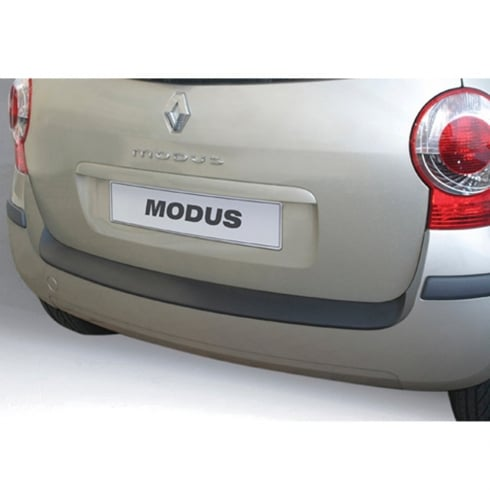 Renault Modus rear guard bumper protector 03/04 to 10/07