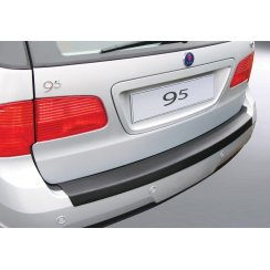 Saab 9-5 estate/combi rear guard bumper protector 09/2005 >