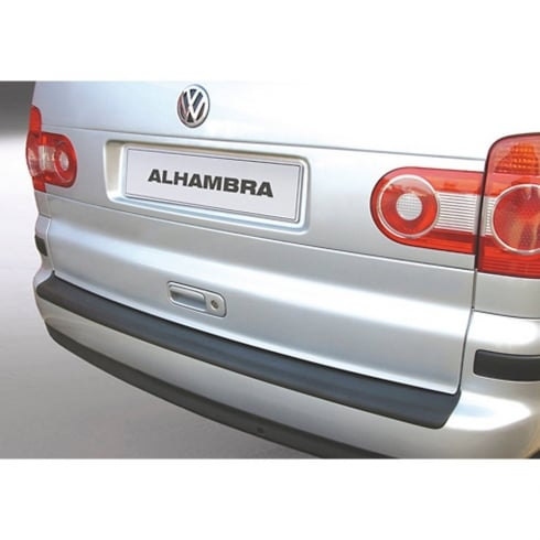Seat Alhambra rear guard bumper protector Mar 2000 to Sept 2010