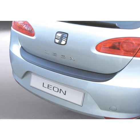 Seat Leon 5 door rear guard bumper protector Mar 05 to Mar 09