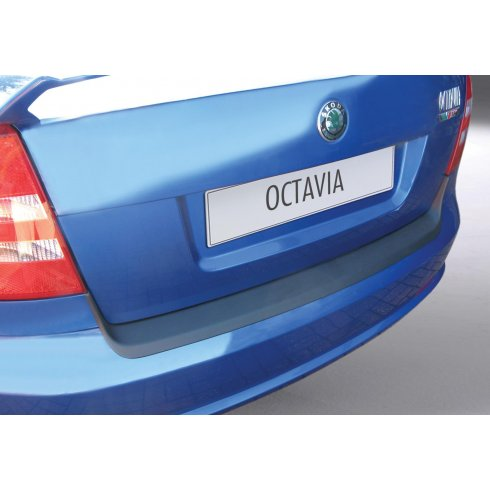 Skoda Octavia MK I 5Dr VRS rear guard bumper protector 2007 to Sep 2008