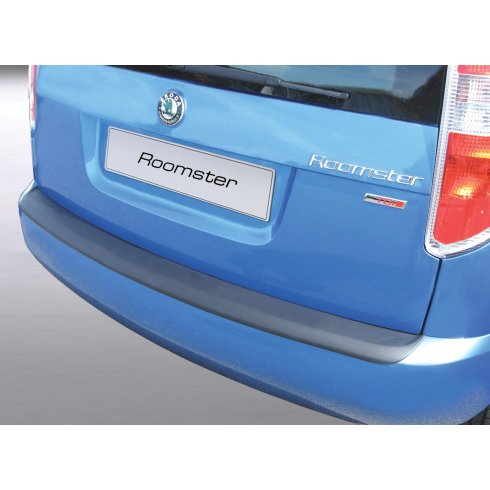 Skoda Roomster and Roomster Scout rear guard bumper protector Mar 2006 to Sep 2015