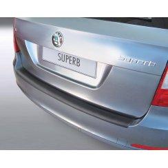 Skoda Superb estate rear guard bumper protector Sept 2009 to 2013