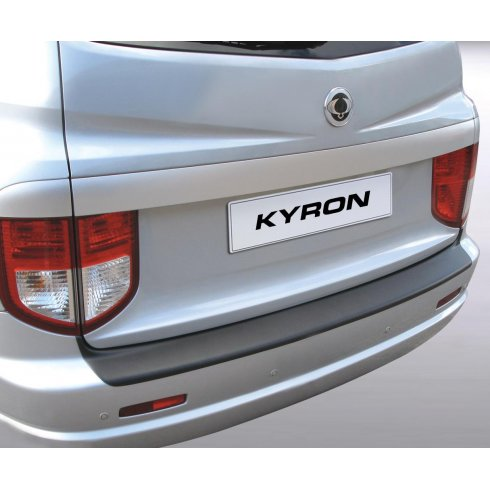 RGM Ssangyong Kyron MK1 rear guard bumper protector up to 12/2007