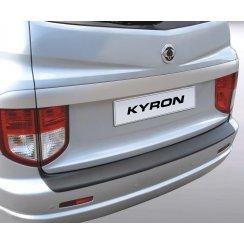 Ssangyong Kyron MK1 rear guard bumper protector up to 12/2007