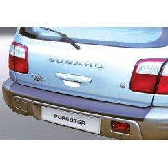 Subaru Forrester rear guard bumper protector 97 to 2002