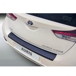 Toyota Auris 5 door rear bumper protector september 2015>