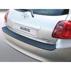 Toyota Auris rear guard bumper protector 3/5 door Mar 2007 to Feb 2010