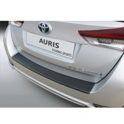 Toyota Auris Touring Sports rear bumper protector September 2015>
