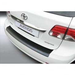 Toyota Avensis Tourer rear guard bumper protector 2012-2015