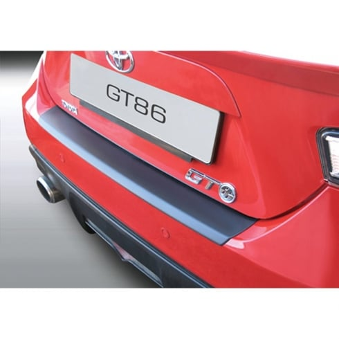 RGM Toyota GT86 rear bumper protector September 2012>